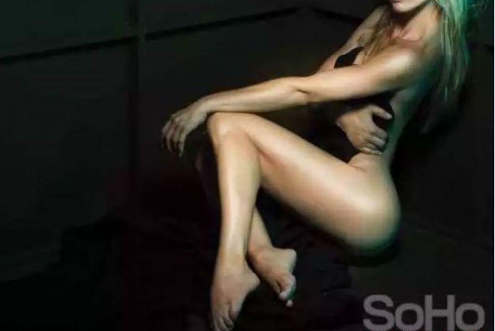 ΚΟΛΑΣΗ! Η καυτή σύντροφος διάσημου τερματοφύλακα γυμνή! (photos)