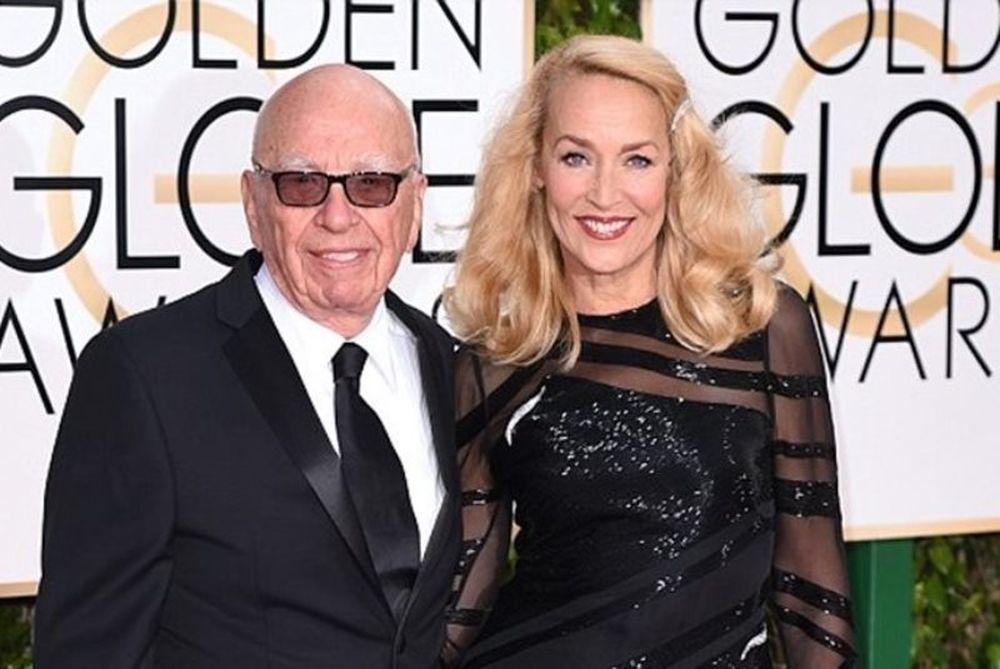 Παντρεύτηκε 84χρονο η πρώην του Μικ Τζάγκερ!