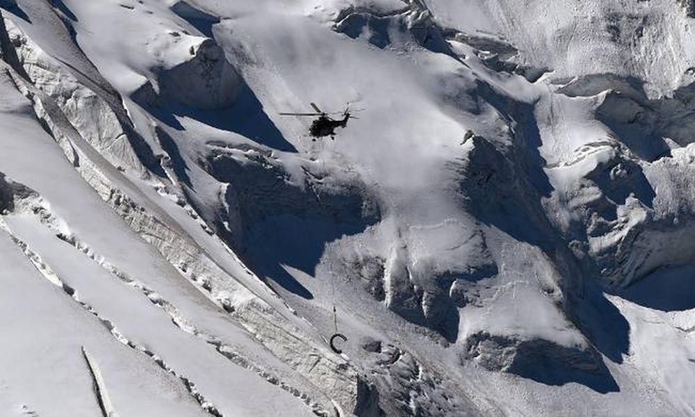 Τραγωδία στις Άλπεις: Χιονοστιβάδα παρέσυρε δέκα μαθητές και τον καθηγητή τους (pic)