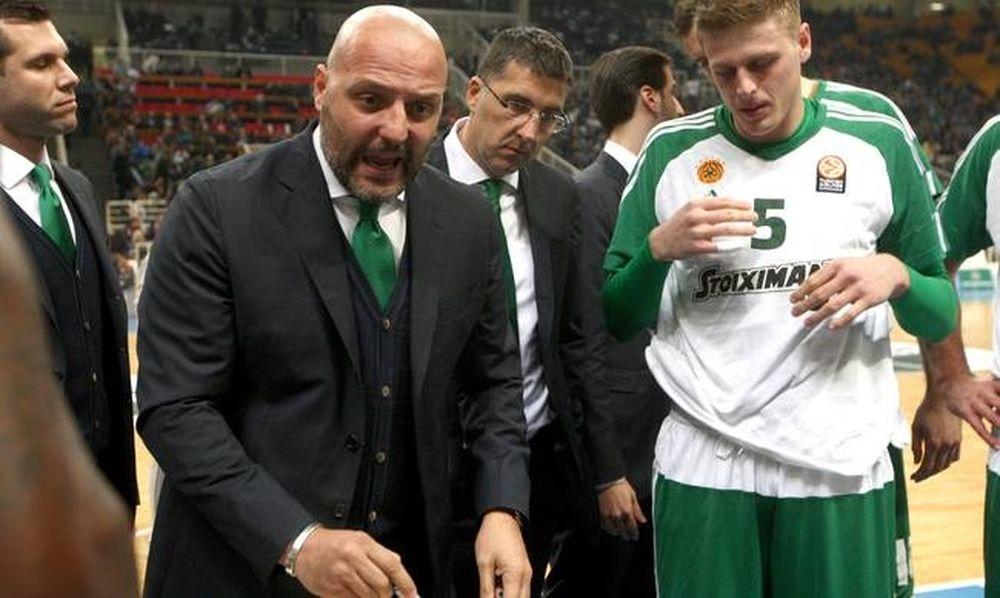 Τζόρτζεβιτς: «Να κάνουμε το καλύτερο μας παιχνίδι»
