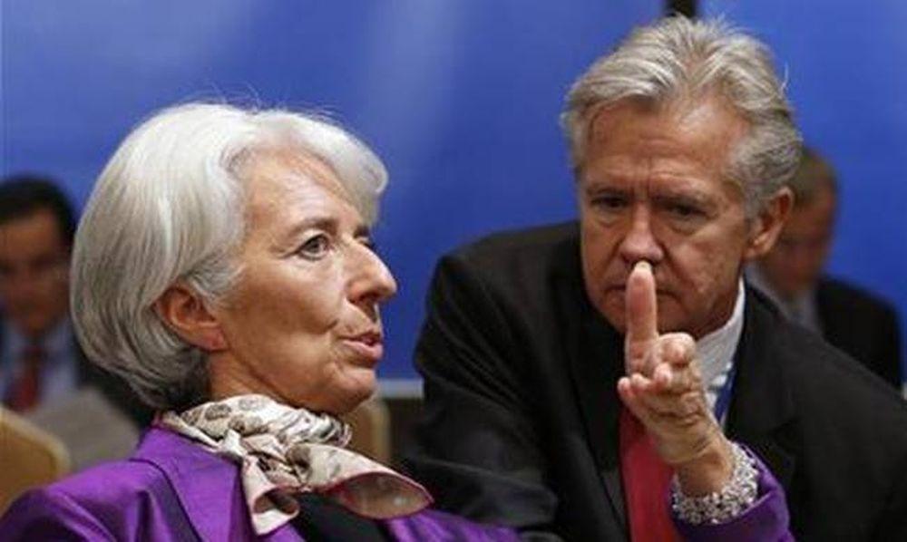 Το ΔΝΤ ξεκόβει κάθε συζήτηση και παραμένει στο ελληνικό πρόγραμμα