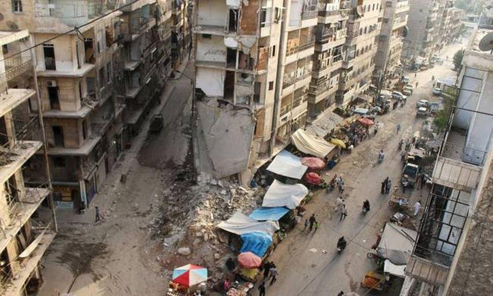 Προέλαση του συριακού στρατού σε προπύργιο τζιχαντιστών στο Χαλέπι