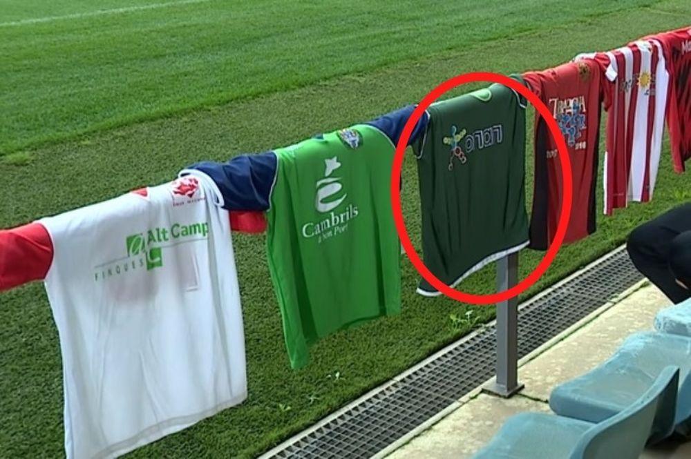 Ποδοσφαιριστής πήρε στο «Καμπ Νου» με την φανέλα του Πανθρακικού! (video)