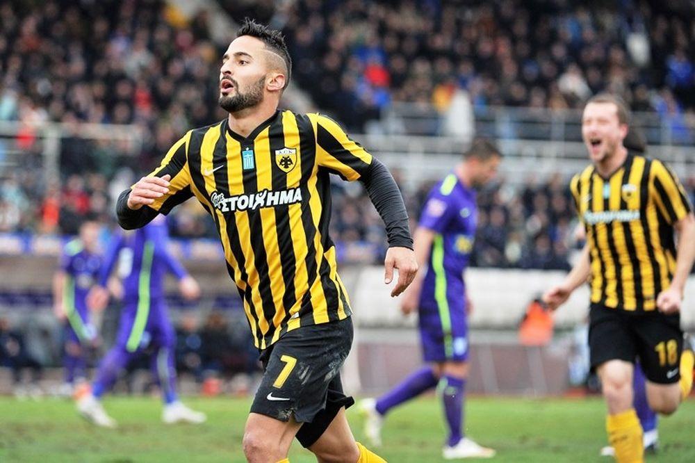 ΠΑΣ Γιάννινα – ΑΕΚ 0-2: Τα γκολ του αγώνα (video)