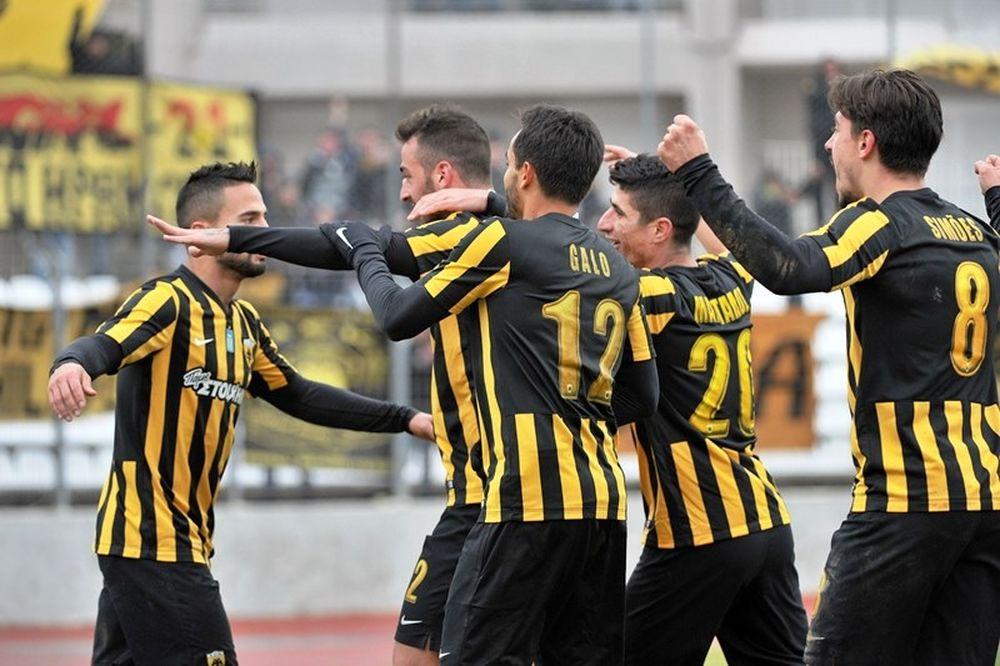 ΠΑΣ Γιάννινα – ΑΕΚ 0-2: Τα highlights του αγώνα (video)