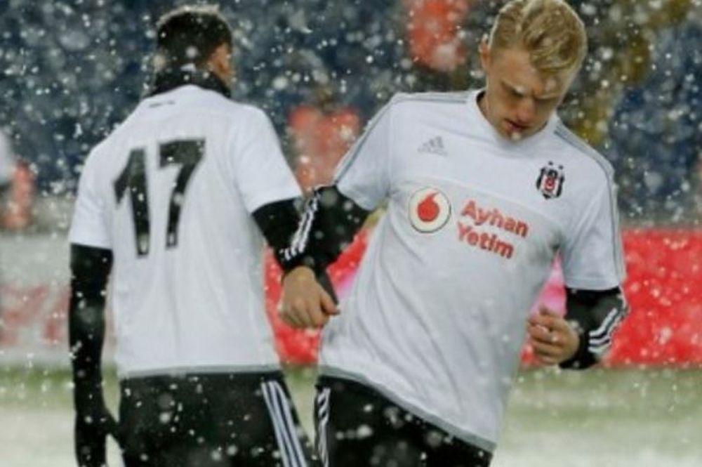 Μόλις 6 λεπτά λόγω χιονιού στην Τουρκία!