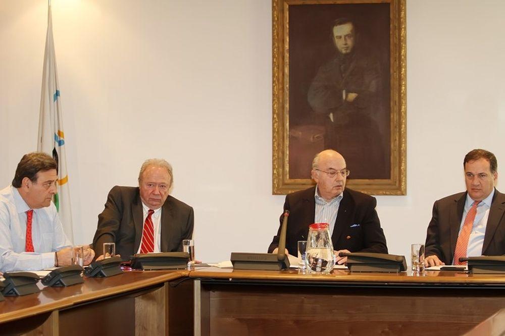 Η Ολυμπιακή Επιτροπή στηρίζει Καπράλο, Κούβελο, Αγγελούδη και Συναδινό