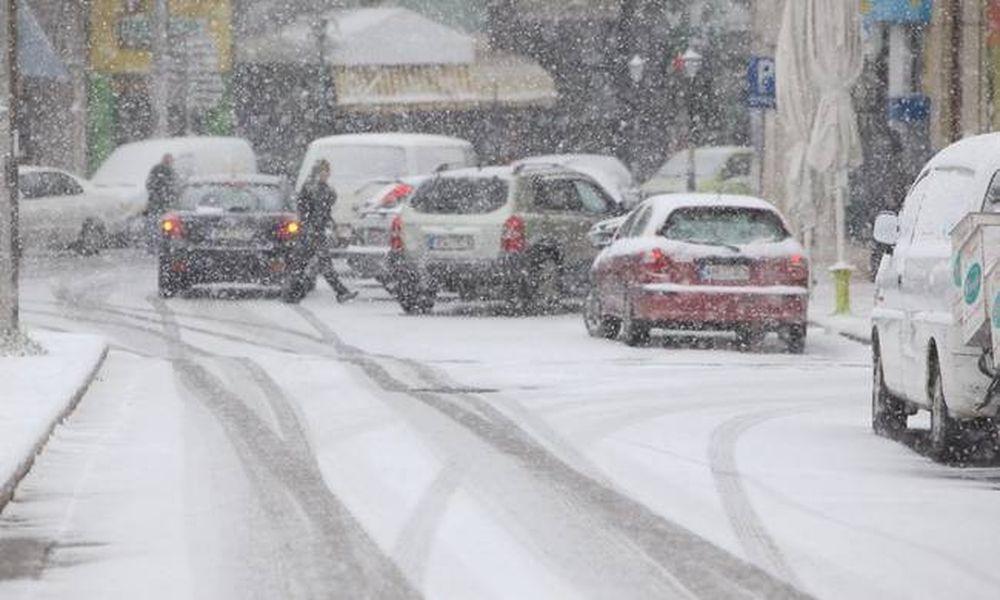 Ραγδαία επιδείνωση του καιρού την Τετάρτη με χιόνια, καταιγίδες και χαμηλές θερμοκρασίες