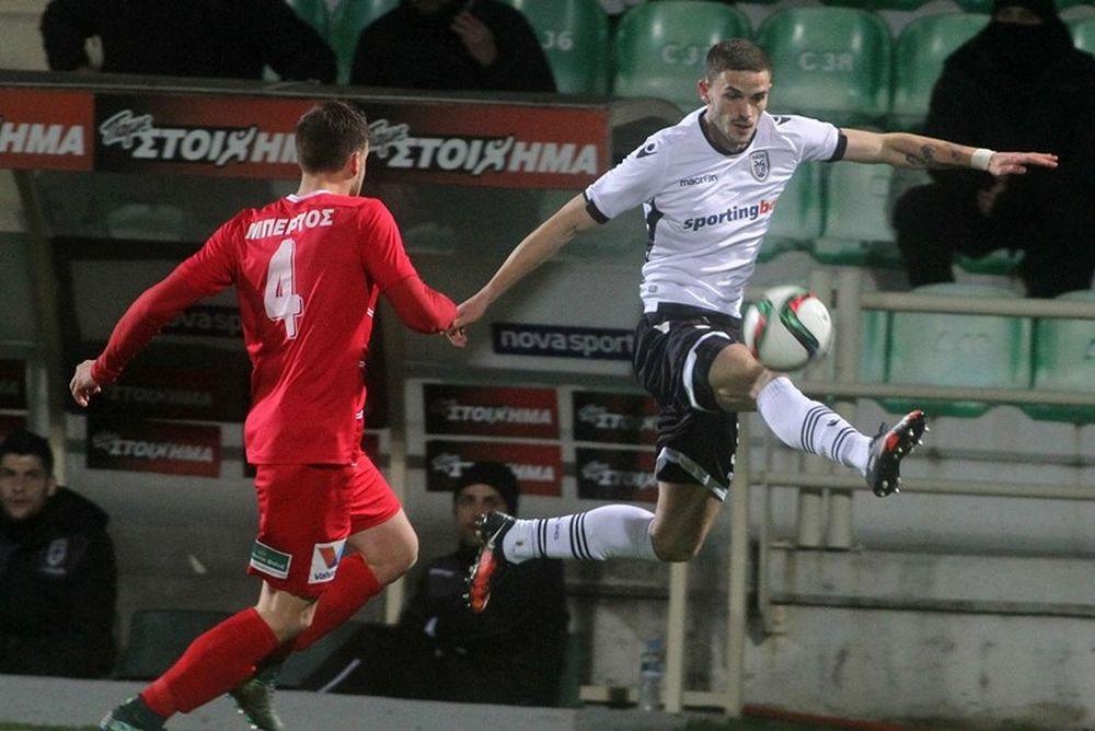 Skoda Ξάνθη - ΠΑΟΚ 1-1: Τα γκολ του αγώνα (videο)
