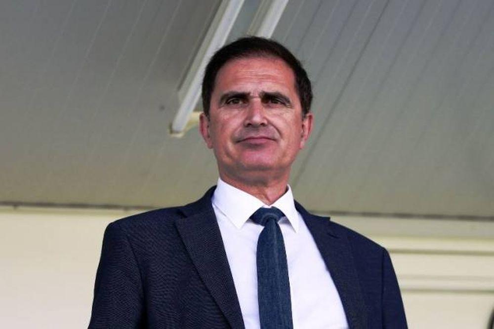 Το ελληνικό ποδόσφαιρο βουλιάζει και ο Μποροβήλος θέλει ποσοστό από τις στοιχηματικές εταιρίες!