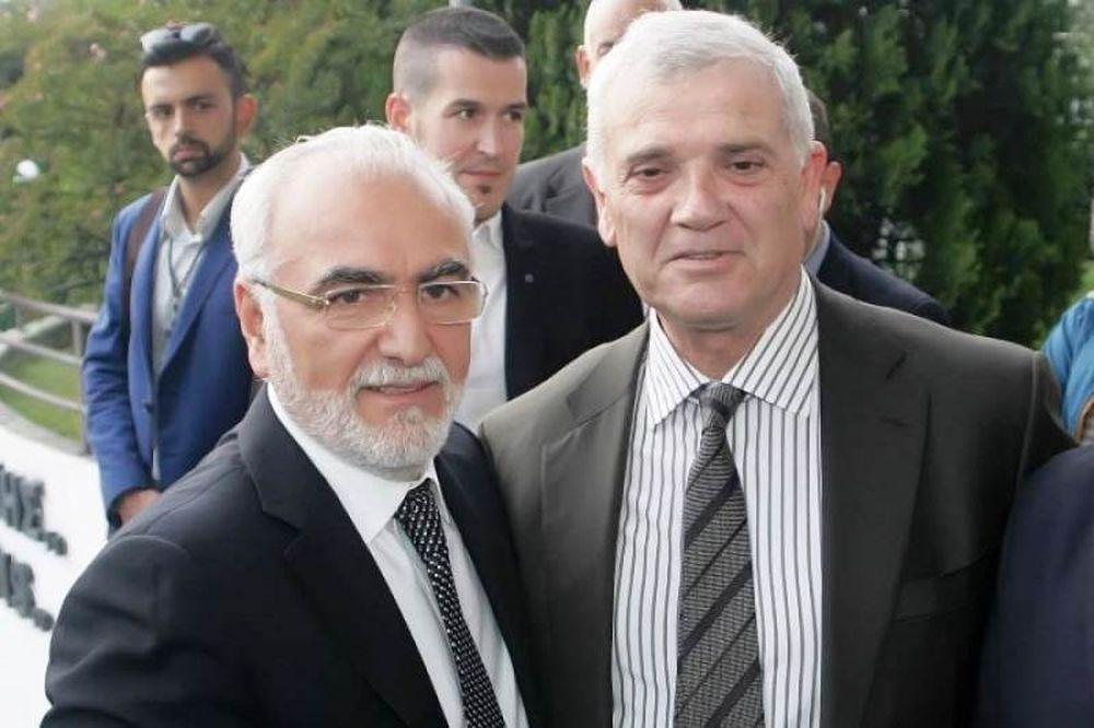 Σαββίδης και Μελισσανίδης αντίπαλοι στο ΟΑΚΑ, μαζί στους στόχους!