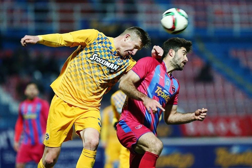 Πανιώνιος – Αστέρας Τρίπολης 0-0: Τα highlights του αγώνα (video)