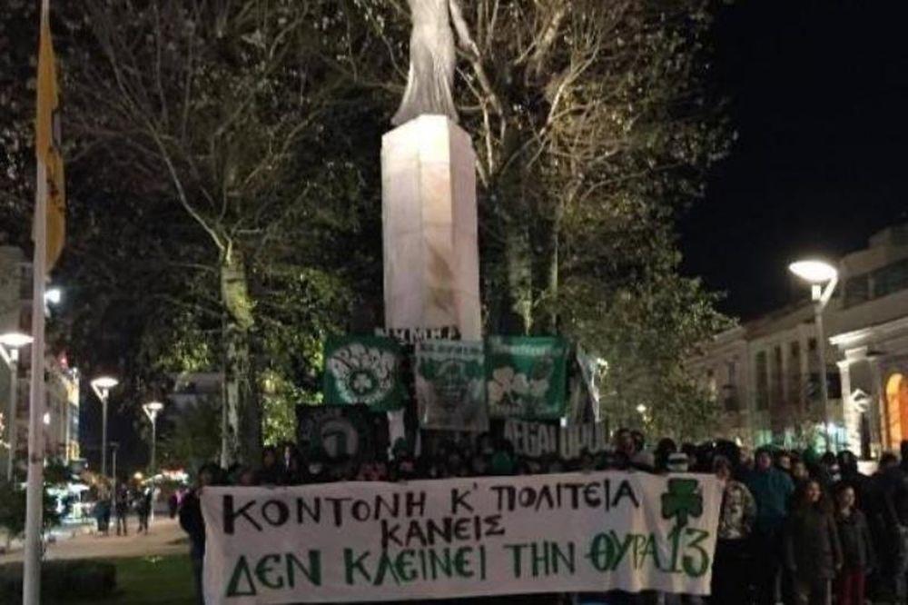 Συνεχίζονται οι «πράσινες» διαμαρτυρίες για Κοντονή! (video)