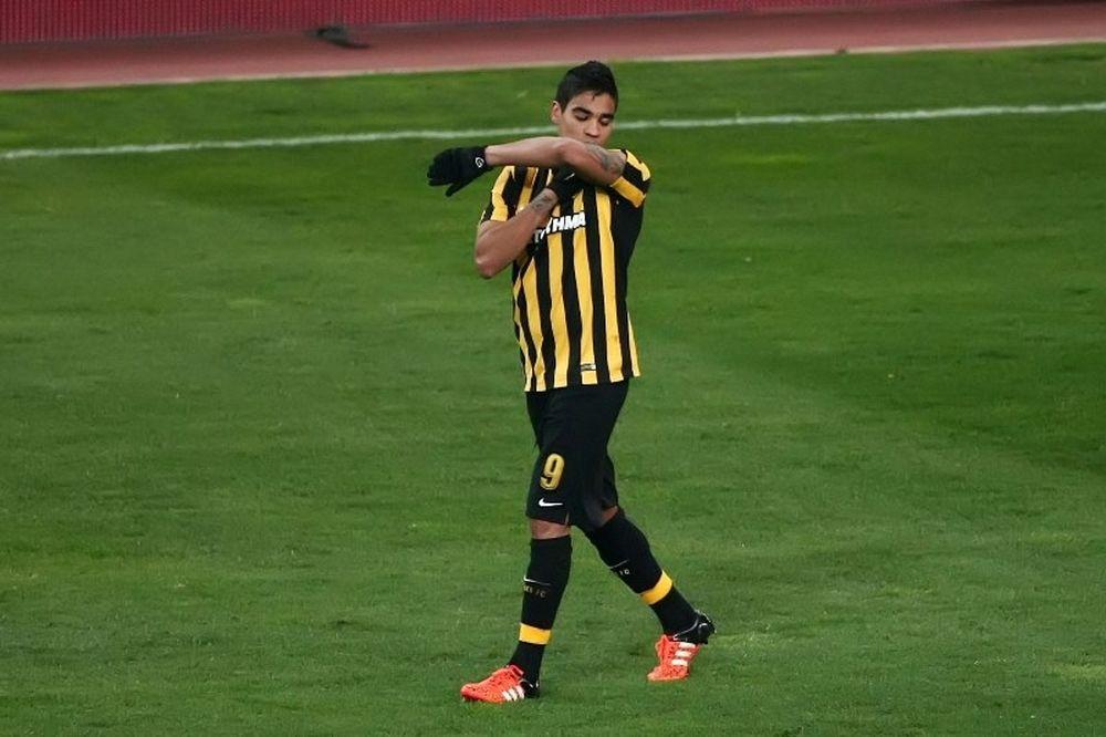 ΑΕΚ - ΠΑΟΚ 1-0: Το γκολ και οι καλύτερες φάσεις (video)