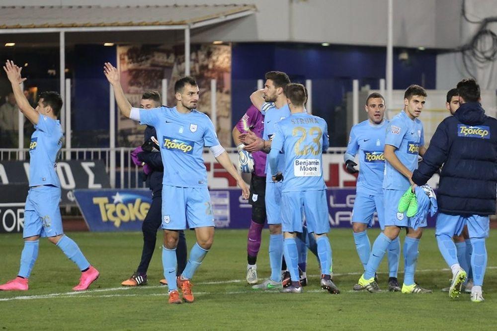 Ατρόμητος - ΠΑΣ Γιάννινα 0-2: Τα γκολ του αγώνα (video)