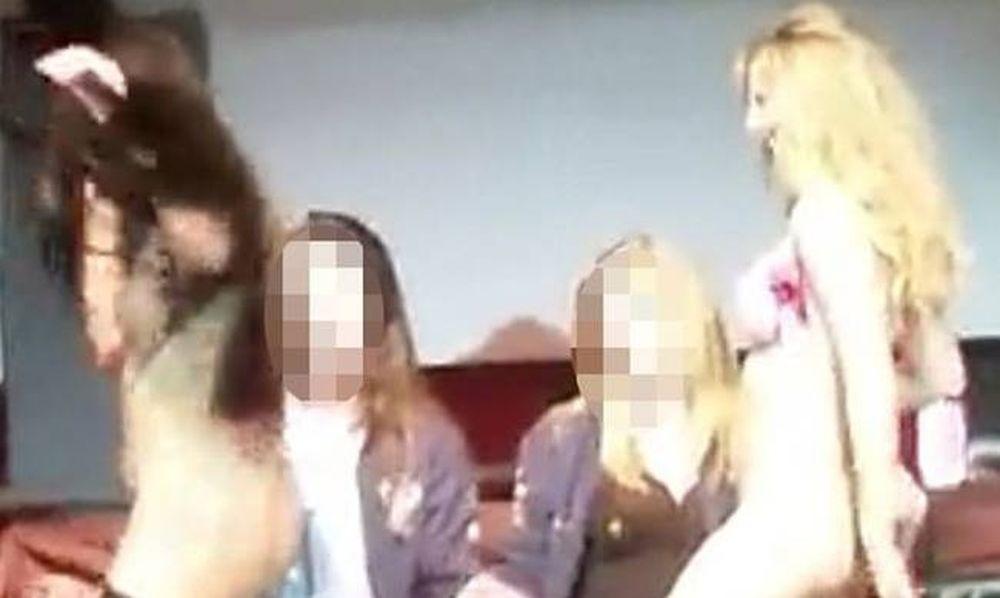 Σκληρό sex show με στρίπερς σε πανεπιστήμιο! (photos, vid)