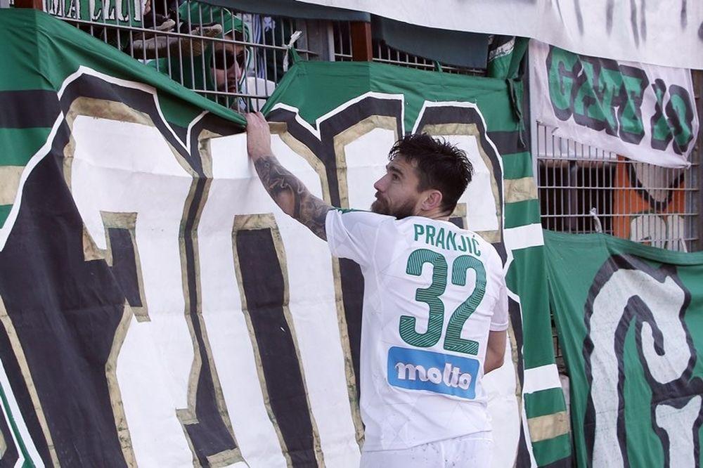 Πράνιτς: «Μόνο ο Παναθηναϊκός την πληρώνει»