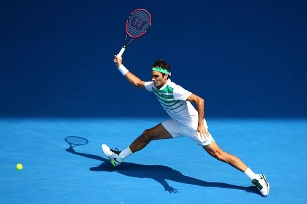 Στα ημιτελικά του Australian Open ο Φέντερ