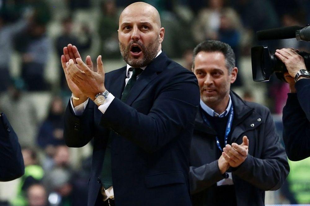 Τζόρτζεβιτς: «Αγαπώ την ομάδα μου»