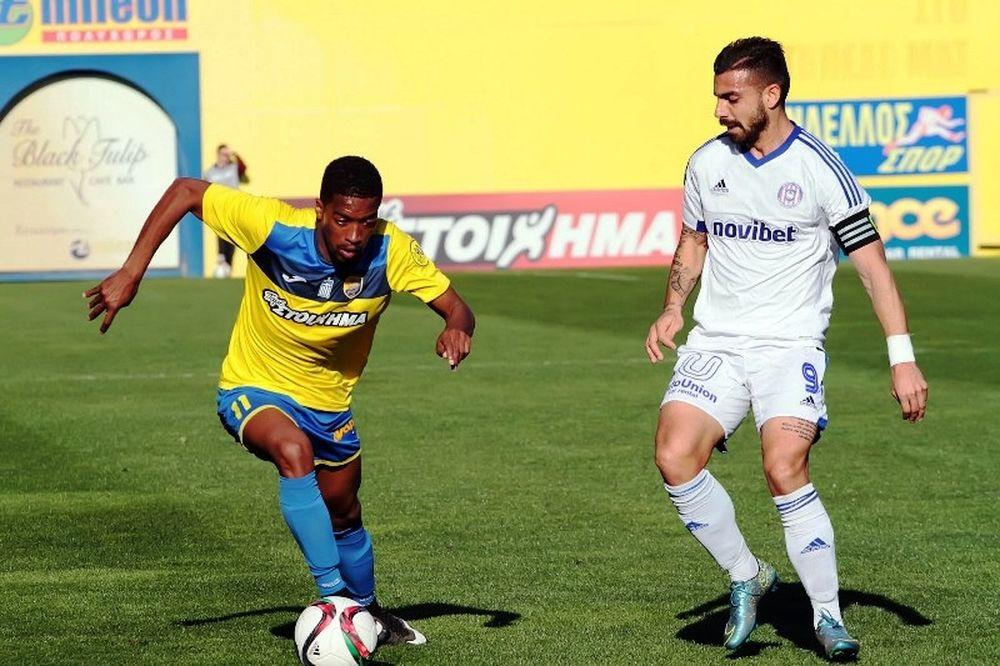 Παναιτωλικός – ΑΕΛ Καλλονής 1-0: Τα επίσημα highlights
