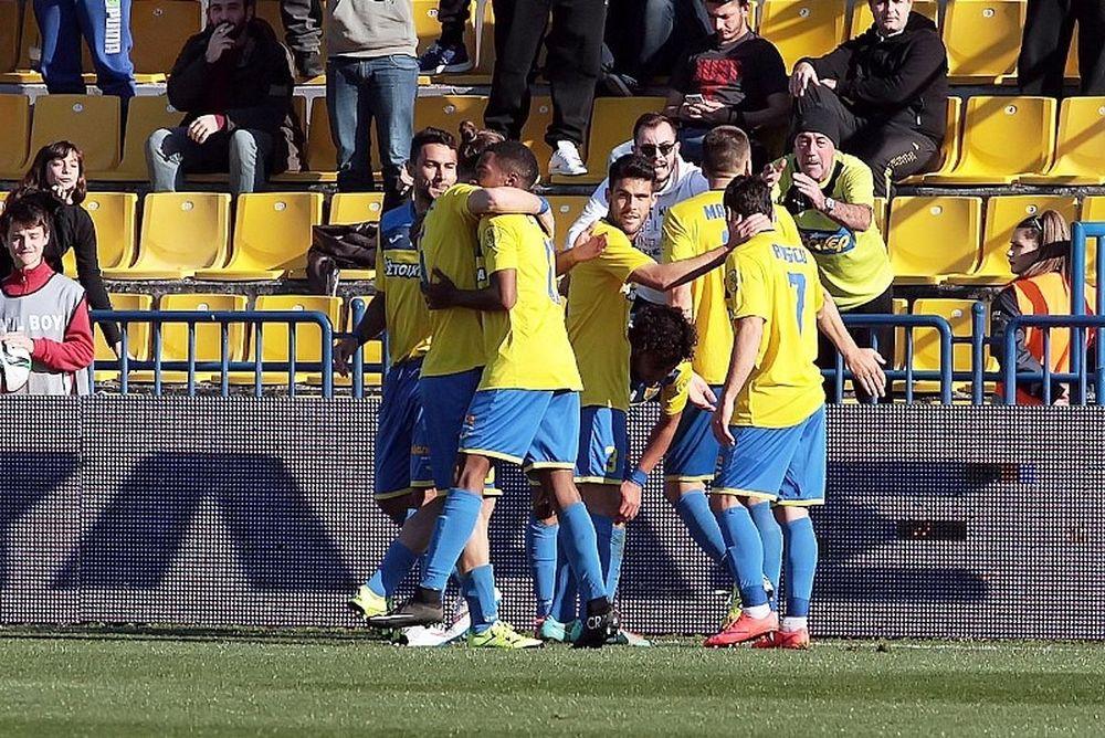 Παναιτωλικός – ΑΕΛ Καλλονής 1-0: Το γκολ του αγώνα (video)