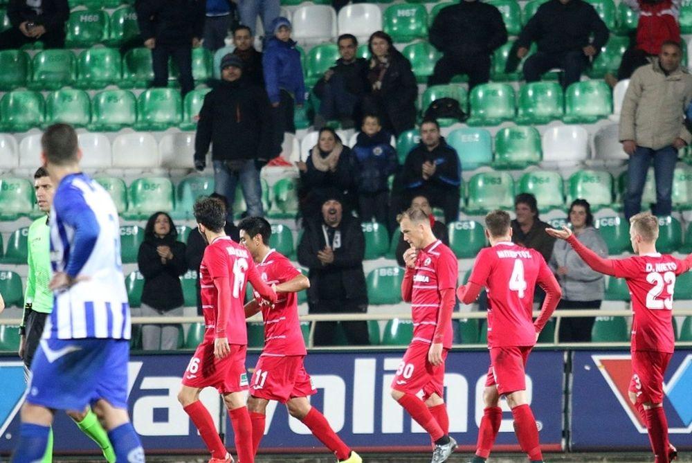Επιτέλους νίκη για Ξάνθη, 2-0 τον Ηρακλή