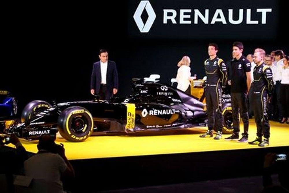 Εντυπωσιακό το νέο μονοθέσιο της Renault! (photos)