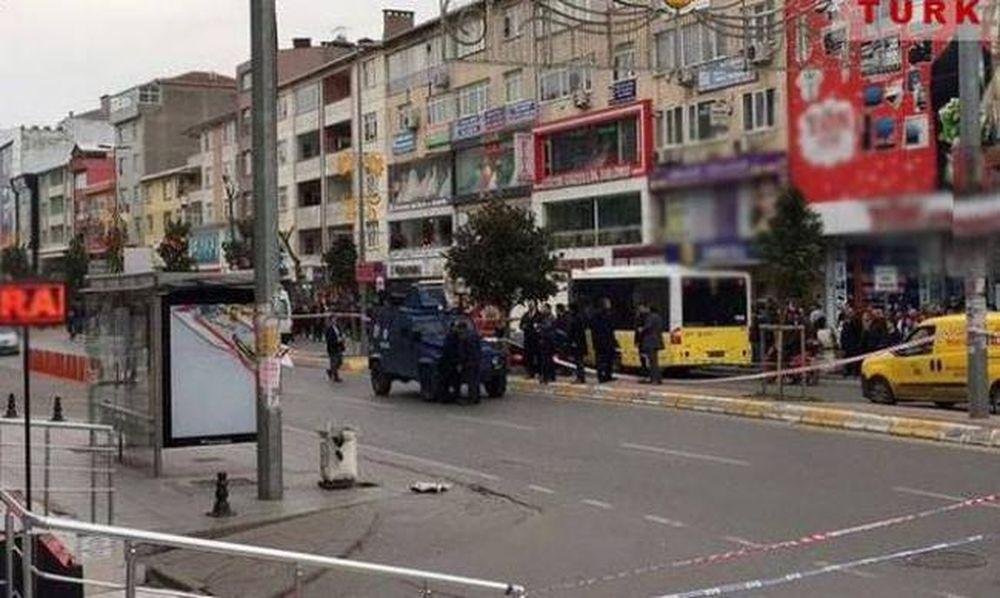 Ισχυρή έκρηξη σε σταθμό μετρό της Κωνσταντινούπολης (pics+vid)