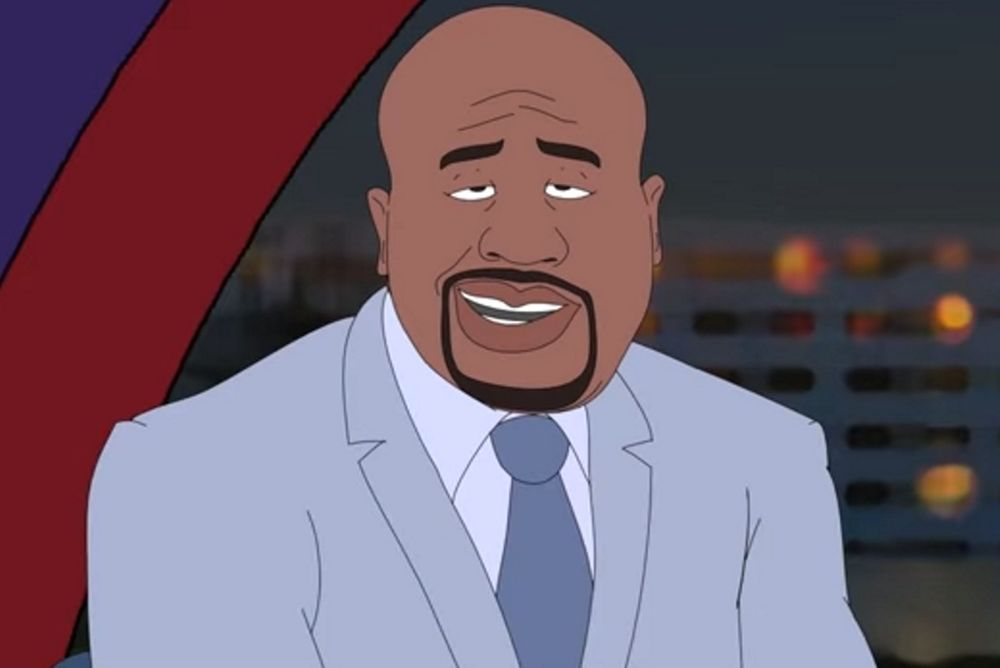 Το ΝΒΑ έγινε… cartoon! (videos)