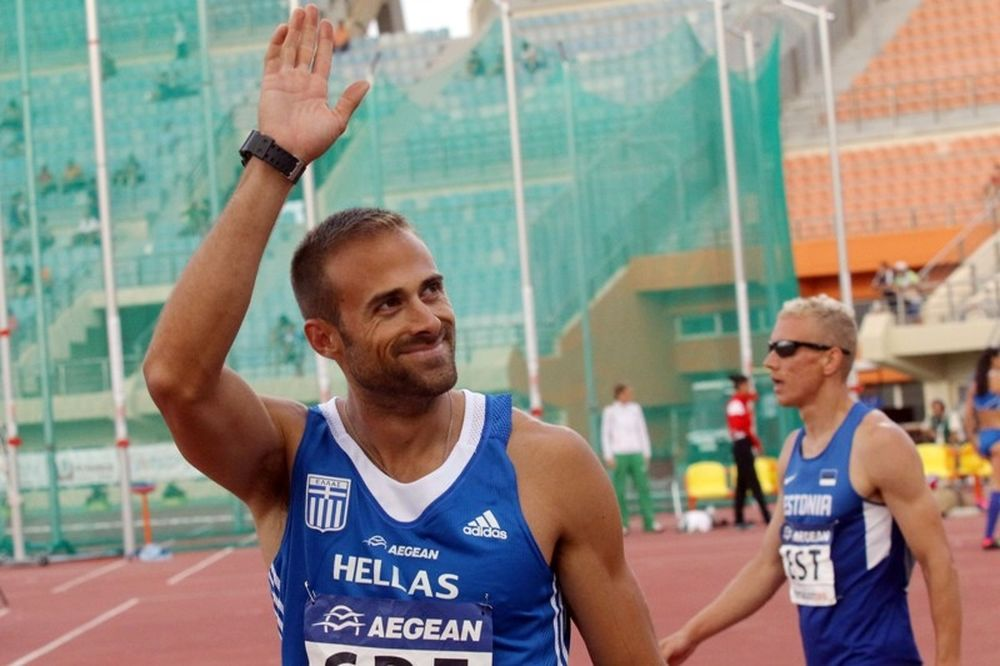 Ατομικό ρεκόρ ο Λυκούργος Τσάκωνας στα 60μ.