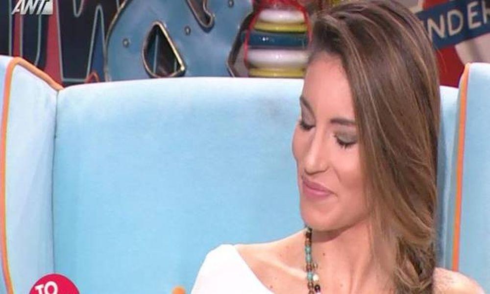 Ο Λιάγκας έφερε σε δύσκολη θέση on air την Αθηνά Οικονομάκου