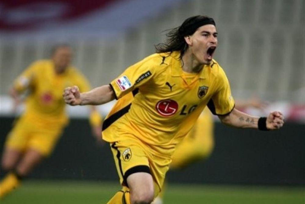 Μπλάνκο: «Θέλω να νικήσει η ΑΕΚ μου!»