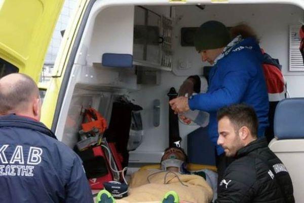 ΣΟΚ! Στο νοσοκομείο παίκτης του Παναθηναϊκού! (video)