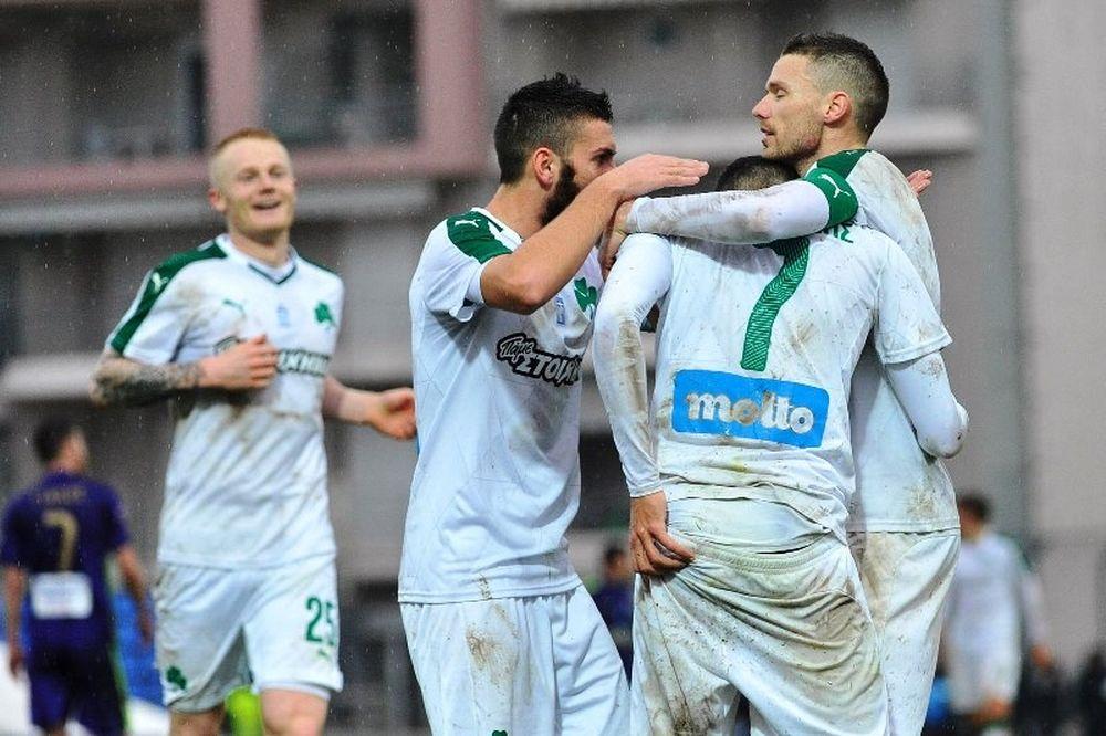 ΠΑΣ Γιάννινα – Παναθηναϊκός 0-3: Τα γκολ του αγώνα (video)