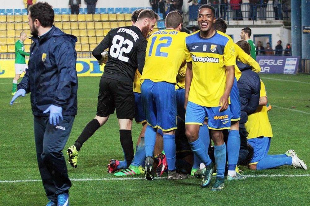 Παναιτωλικός – Λεβαδειακός 2-0: Τα γκολ του αγώνα (video)