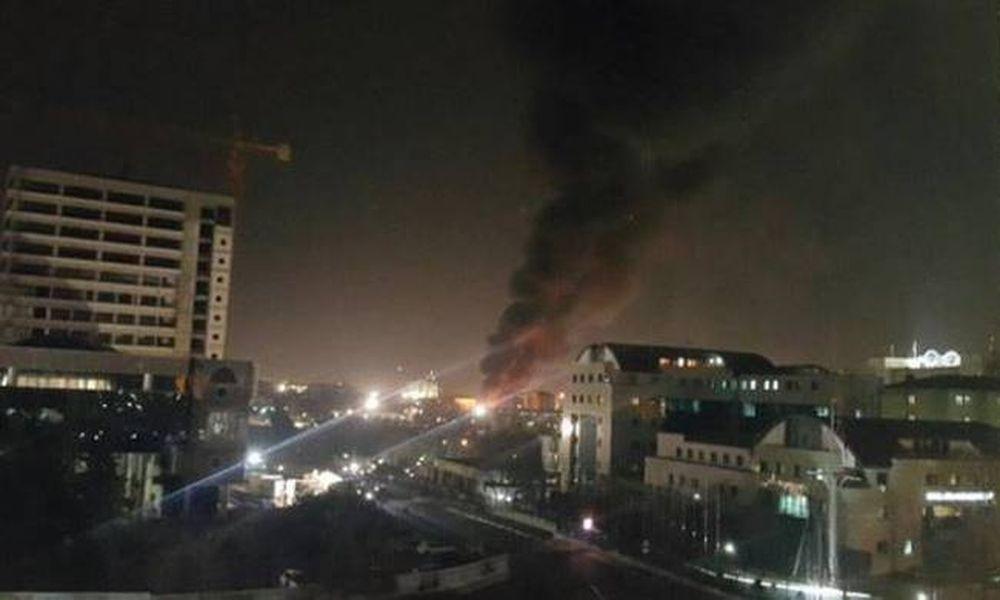 Ισχυρή έκρηξη με νεκρούς στην Άγκυρα (pics+vids)