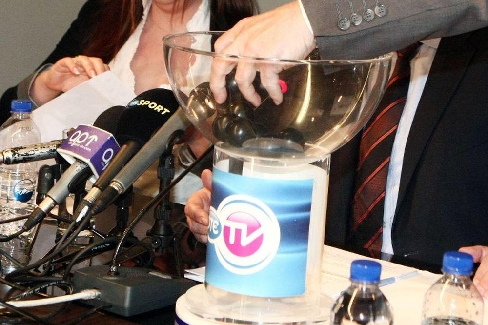 Κύπελλο Ελλάδας: Κληρώνει για ημιτελικά