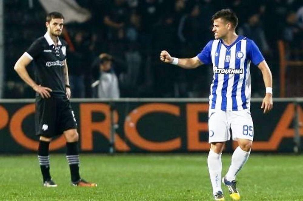 Λεοζίνιο: «Δυνατή ομάδα η ΑΕΚ»