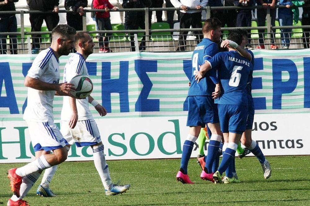 Λεβαδειακός – ΑΕΛ Καλλονής 1-0: Το γκολ του αγώνα (video)