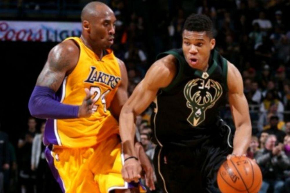 NBA: ΜΥ-ΘΙ-ΚΟΣ Αντετοκούνμπο! (videos)