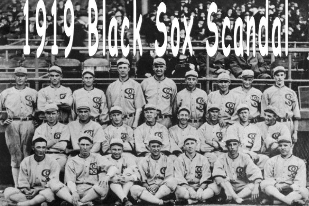 World Series 1919: Το πρώτο διάσημο «στήσιμο» στην ιστορία! (photos+video)