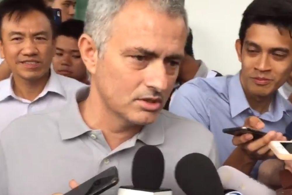 Θα πάει στη Γιουνάιτεντ ο Μουρίνιο; Ο ίδιος δίνει την απάντηση! (video)