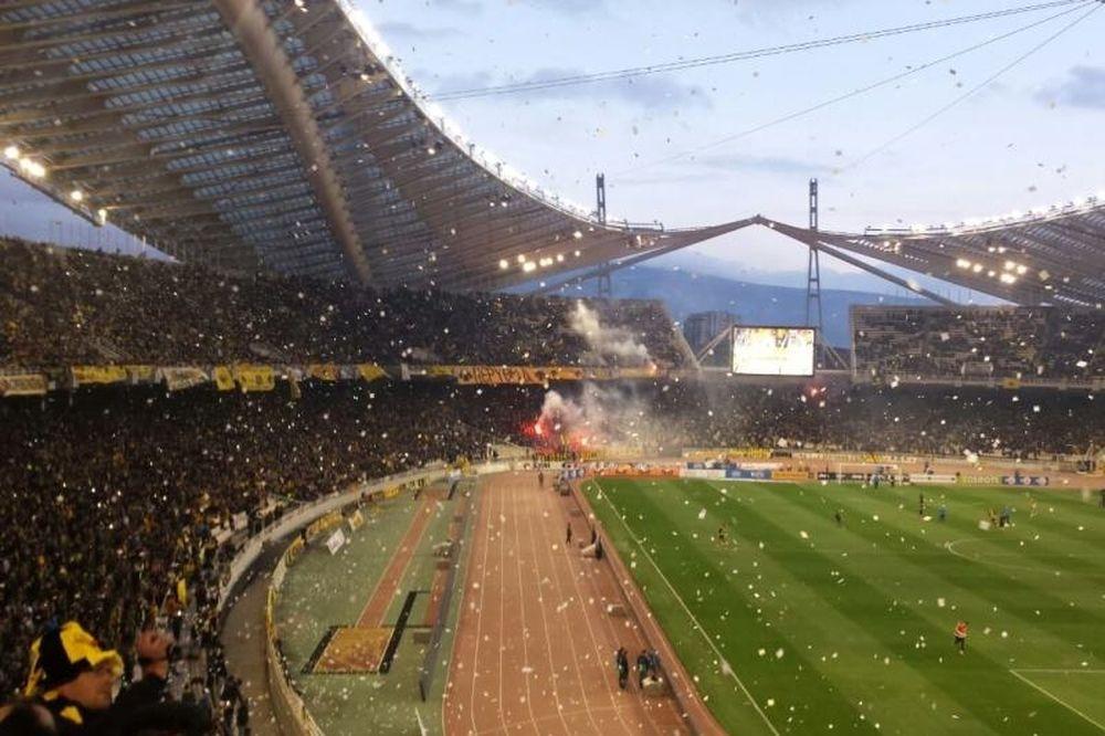Εξαφανίστηκαν ήδη 15.000 εισιτήρια για το ΑΕΚ-Παναθηναϊκός!