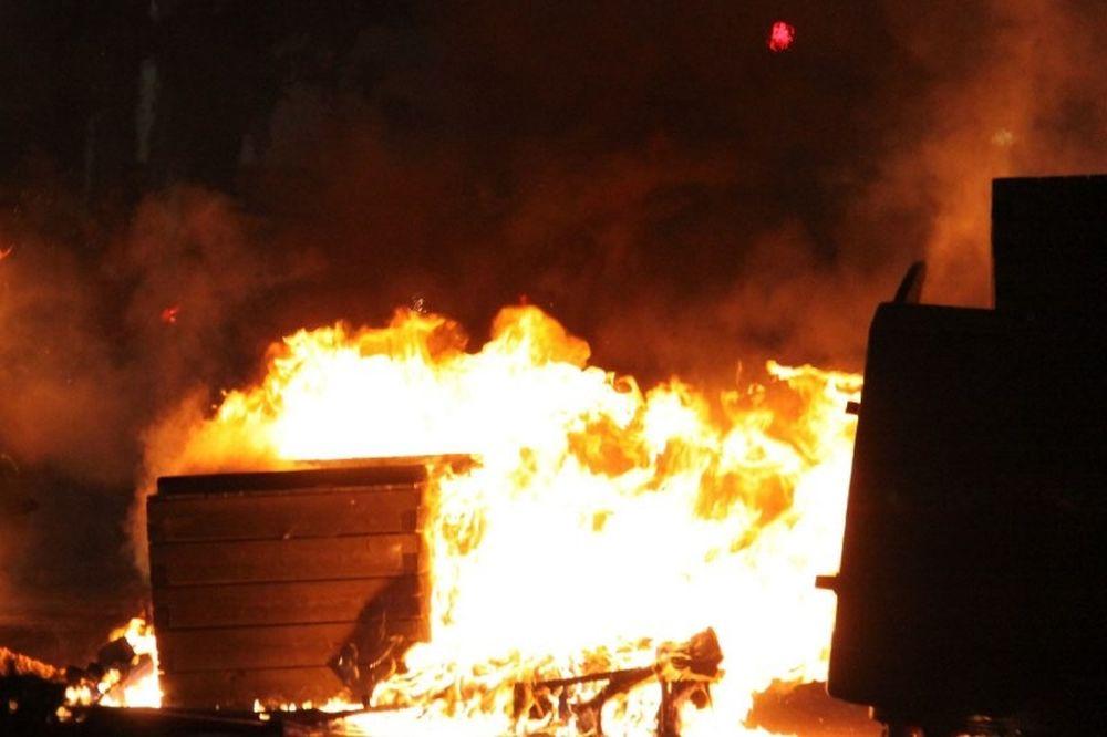 Ολυμπιακός - Άντερλεχτ: Σοβαρά επεισόδια οπαδών στο Γκάζι!