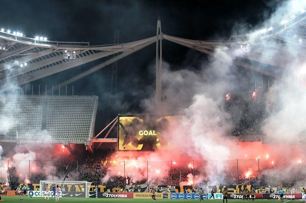 Δεν είναι ικανοποιημένοι στην ΑΕΚ με την προπώληση των εισιτηρίων του ντέρμπι