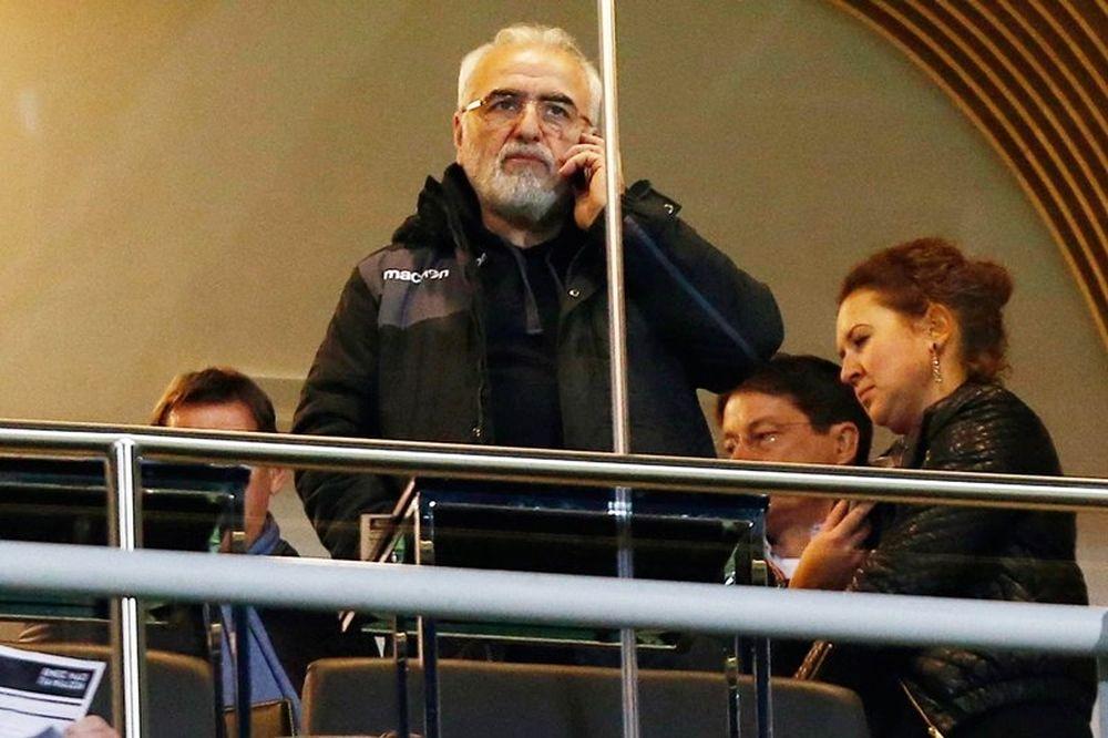 ΠΑΟΚ: Ο Σαββίδης επιθεωρεί τις εξέδρες με Ολυμπιακό!