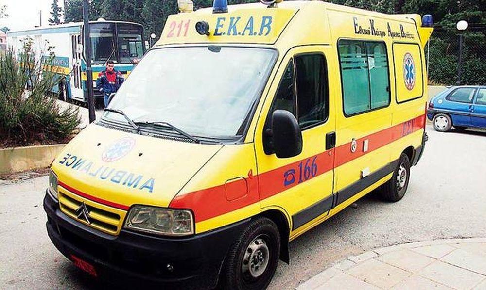 Δύο νεκροί και δύο τραυματίες σε τροχαίο στην επαρχιακή οδό Κατερίνης - Δίου