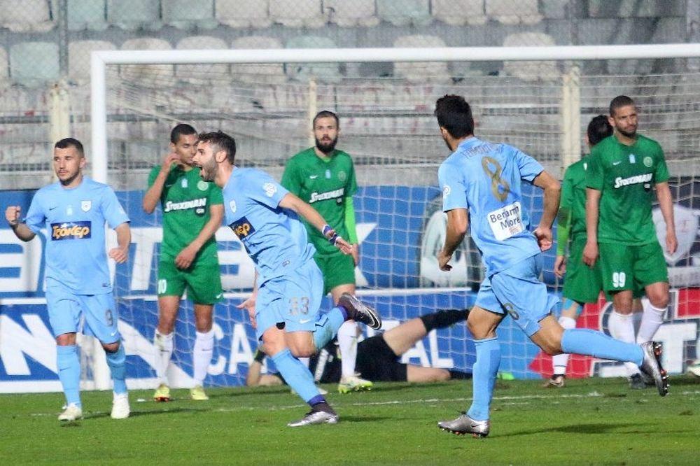 Πανθρακικός - ΠΑΣ Γιάννινα 2-4: Τα επίσημα highlights (video)