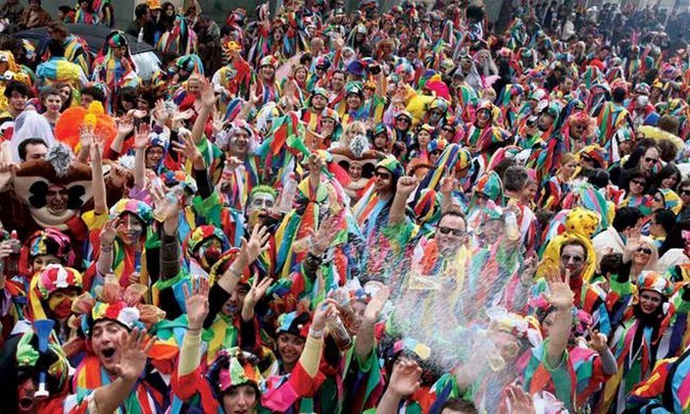 Ναύπλιο: Καρναβαλικές εκδηλώσεις με βενετσιάνικο χρώμα