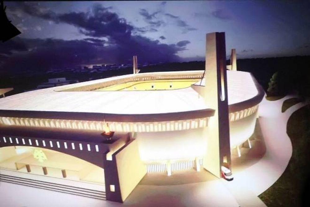 Νέα εμπόδια από τον δήμο της Νέας Φιλαδέλφειας για το γήπεδο της ΑΕΚ...